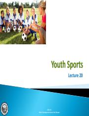 Lecture 20 - Youth Sports.pdf