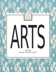 Art-Activities-and-Lectures-Second-Quarter.pptx