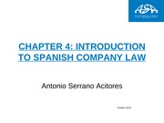 chapter 4 introduction to company law