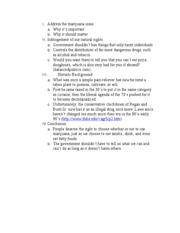 legalizing marijuana rhetorical analysis 1 rhetorical analysis of against legalizing euthanasia rhetorical analysis of against legalizing euthanasia romelia gonzales professor dey south mountain community.