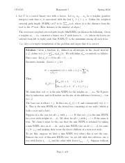 cs 6505 homework