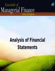 Ch02-ppt-Fin Statement Analysis