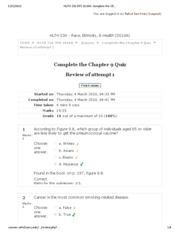 HLTH 236-599 2010A_ Complete the Chapter 9 Quiz