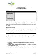 10.BSBWOR502 Assessment 3 Learner.docx