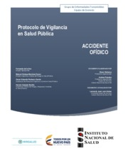PRO Accidente Ofidico