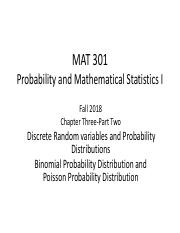 MAT 301 Chapter Three Slides - Part Two.pdf