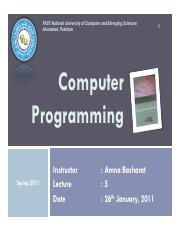 CP Spring2011 - Lecture 5 _Pointers _ Strings_.pdf