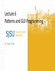 6 Patterns and GUI Programming.pdf