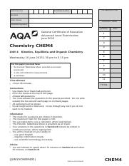 Aqa chem5 ins jan13 gce chemistry data sheet wmpinsert to a 24 pages aqa chem4 qp jun15 urtaz Choice Image
