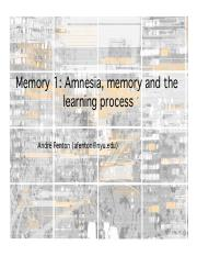 Lecture 14_Learning and memory I.pdf