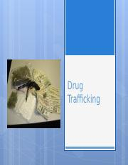 Drug Trafficking.pptx