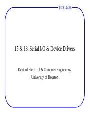 15-18 Serial IO and Device Drivers Fa16.pptx