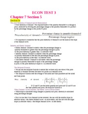 ECON TEST 3 study guide