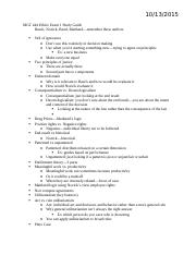 MGT 444 Ethics Exam 1 Study Guide.docx