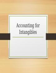 ACCT702 S2 2016 Accounting for Intangibles_with additional slides123.pptx