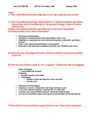 HR Test Two Study Guide_Summer2010  ANSWERS 1 (2)