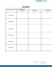 Rubric Template.docx