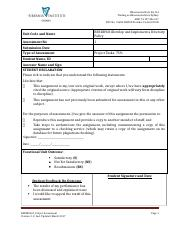 BSBDIV601_  Assessment 2_PROJECTS.docx