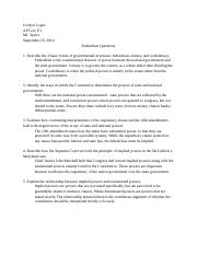 Copy of Federalism FRQs (AP Government & Politics 2016-17).docx