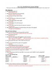 Mkkitech: Part 2 Harry Potter Genetics Worksheet