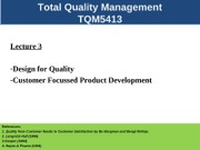 3-Lecture c-Design for Quality, CFPD-Excel 2003 - Copy (2) - Copy