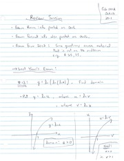 MATH19 Lecture Notes (2013) - #24