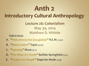 S14 Lecture 26 Colonialism PV