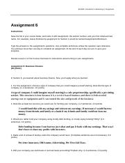 7-08 Graded Assignment- Business Finance