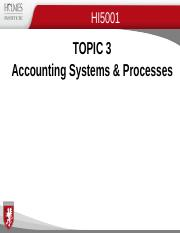 Topic 3B Accounting Systems & Processes 2016 v.1.ppt