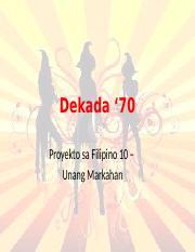 Dekada 70 Pdf