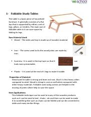 Foldable Study Tables (1).docx