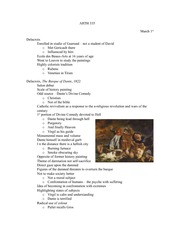 Lecture 9 notes, Delacroix, Troubadour Style and Goya