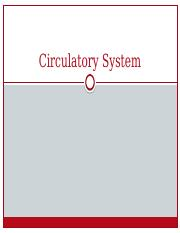 Circulatory SystemCirculatory System (PowerPoint).pptx
