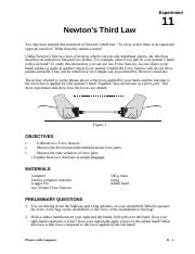 Priester_62_11 Newtons Third Law.doc