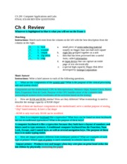 CS200FinalReview