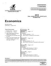 Economics Questions And Answers Pdf