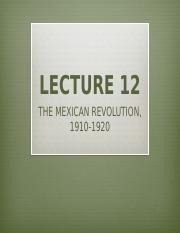 LECTURE_12--MEXICAN_REVOLUTION_2_