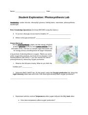 Photosynthesis Lab Gizmo.doc