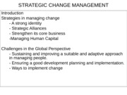 1_Q3_ Strategic Change Management