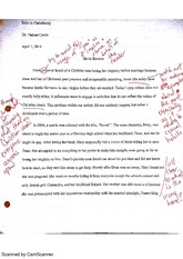 movie review paper for Saved