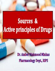 lecture 2 (sources  active principles of drugs).pdf
