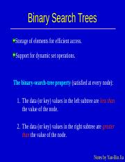 29 binary search trees(3)