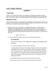 Math116 appendix e