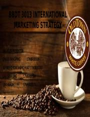 BBDT-3013-INTERNATIONAL-MARKETING-STRATEGY-1.0- DONE.pptx