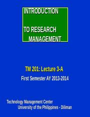 201-3-A_Introduction to Research Management_I-13-14.ppt