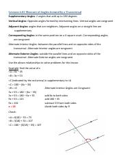 6.02 Measure of Angles formed by a Transversal.pdf