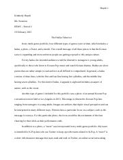 Research paper on media