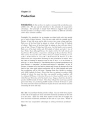 32. Production - Solutions