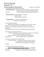 134508792-Psychological-Disorders