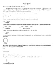 Ninth Edition Organic Chemistry Notes Part 3